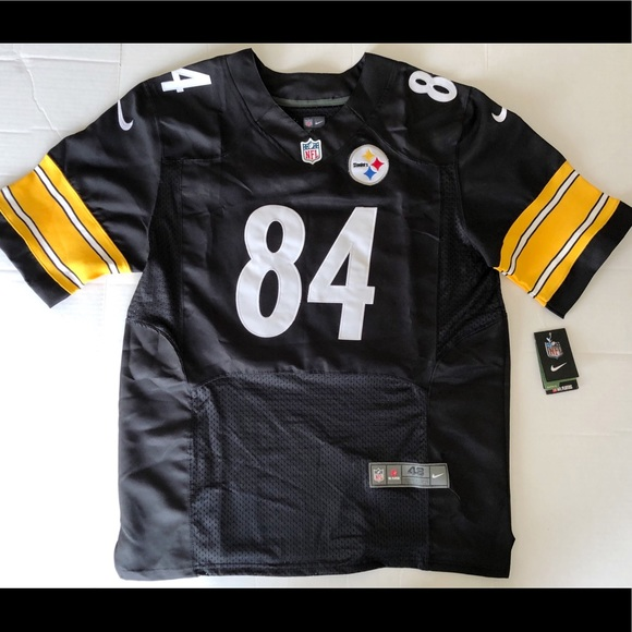 Nike NFL Steelers Antonio Brown Jersey Size 48